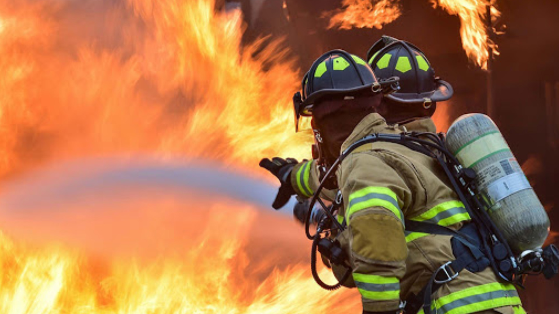 Basic Fire Fighting Training Course