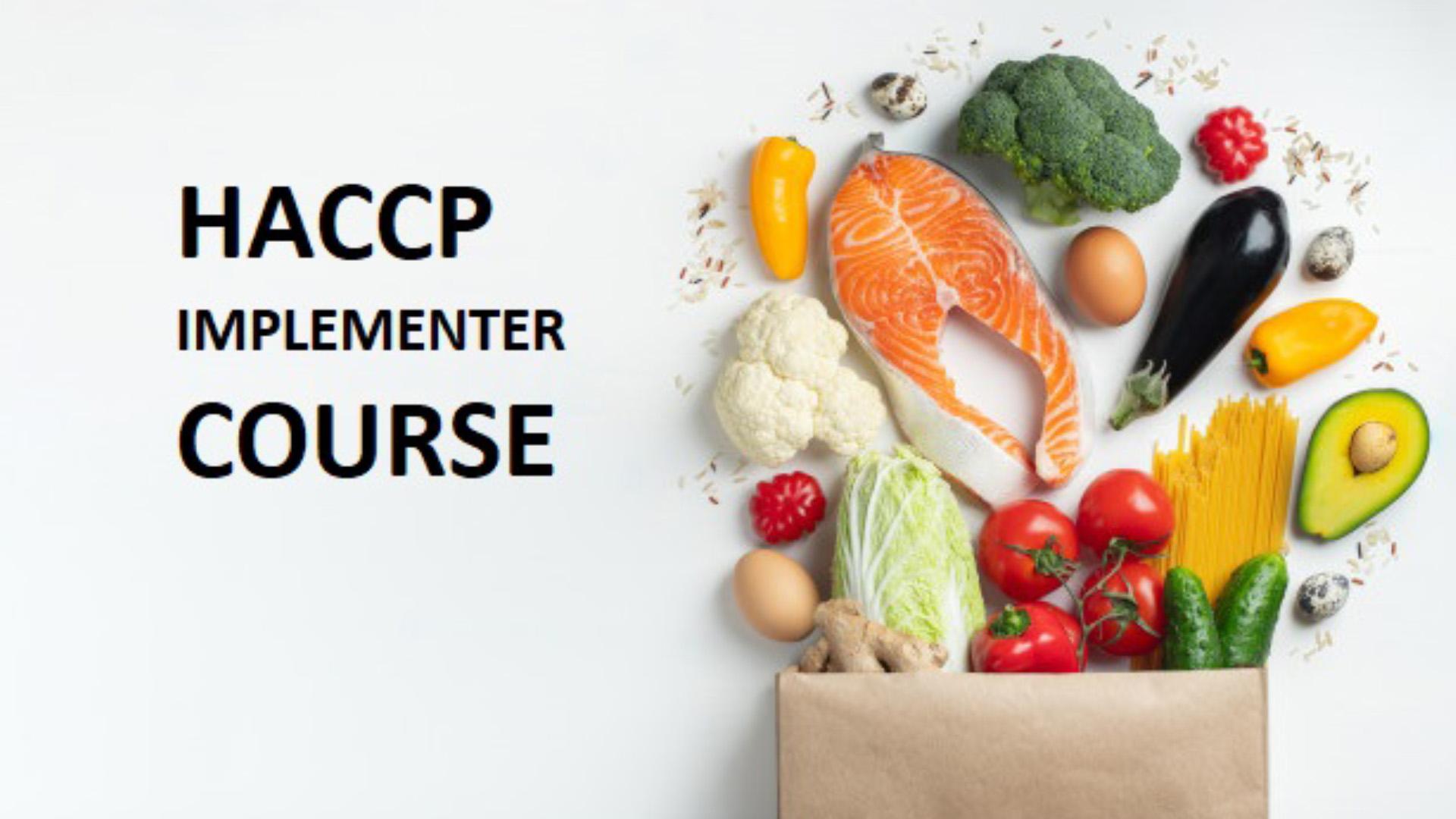 HACCP Implementer Course