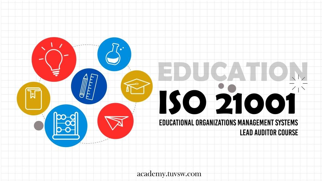 ISO 21001:2018 (EOMS) Lead Auditor Training Course